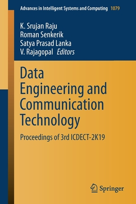Data Engineering and Communication Technology: Proceedings of 3rd Icdect-2k19-cover