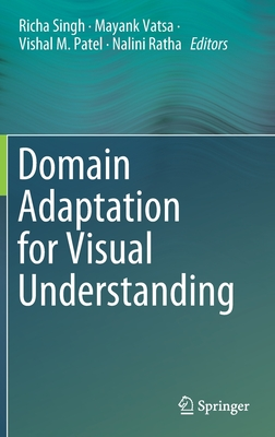 Domain Adaptation for Visual Understanding-cover