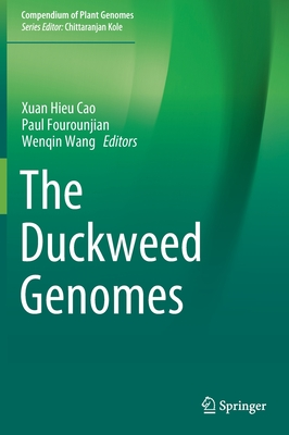 The Duckweed Genomes-cover