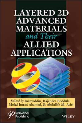 Layered 2D Materials and Their Allied Applications-cover