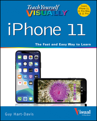 Teach Yourself Visually iPhone 11, 11pro, and 11 Pro Max-cover