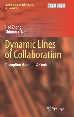 Dynamic Lines of Collaboration: Disruption Handling & Control-cover