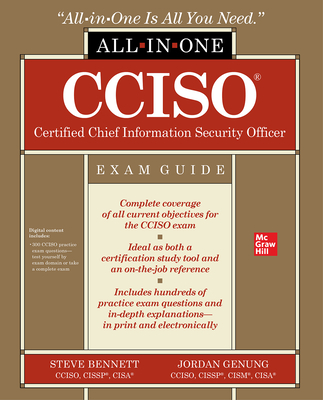 CCISO Certified Chief Information Security Officer All-in-One Exam Guide 1st Edition-cover