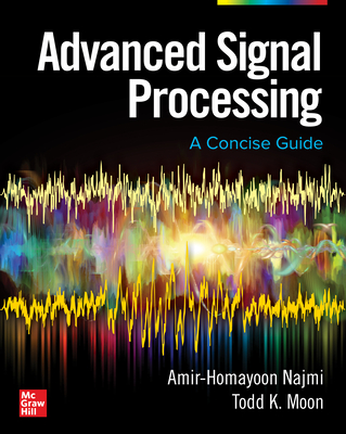 Advanced Signal Processing: A Concise Guide-cover