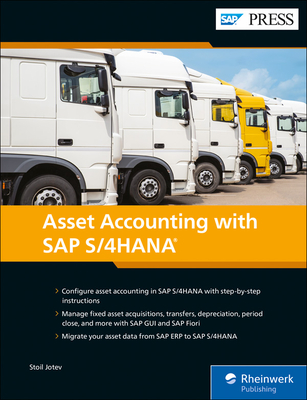 Asset Accounting with SAP S/4hana-cover