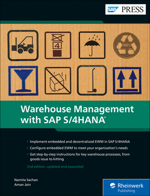 Warehouse Management with SAP S/4hana: Embedded and Decentralized Ewm-cover