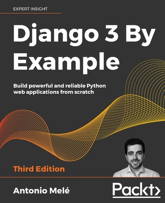 Django 3 By Example - Third Edition-cover