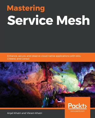 Mastering Service Mesh-cover