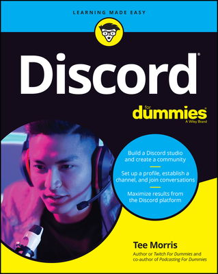 Discord for Dummies-cover