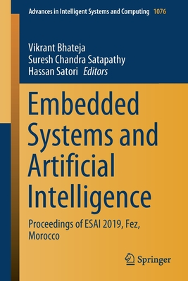 Embedded Systems and Artificial Intelligence: Proceedings of Esai 2019, Fez, Morocco-cover