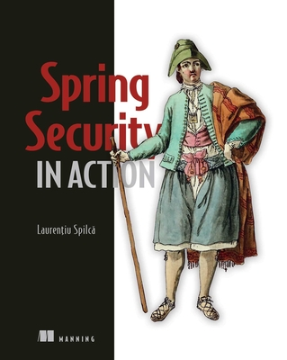 Spring Security in Action-cover