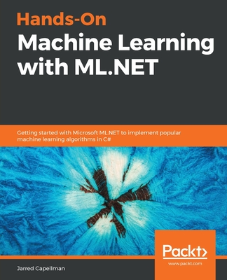 Hands-On Machine Learning with ML.NET-cover
