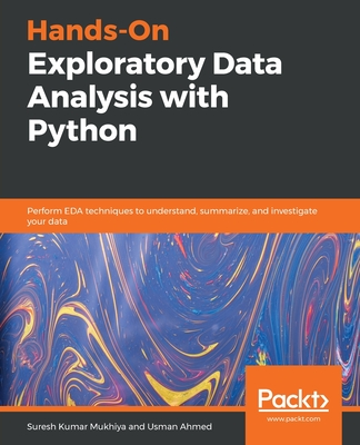 Hands-On Exploratory Data Analysis with Python-cover