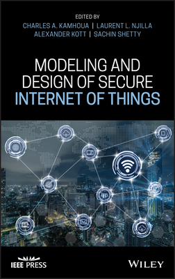 Modeling and Design of Secure Internet of Things-cover