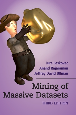 Mining of Massive Datasets, 3/e (Hardcover)-cover
