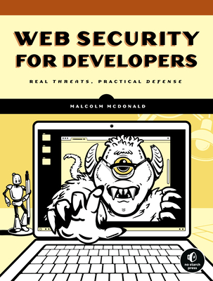 Web Security for Developers-cover