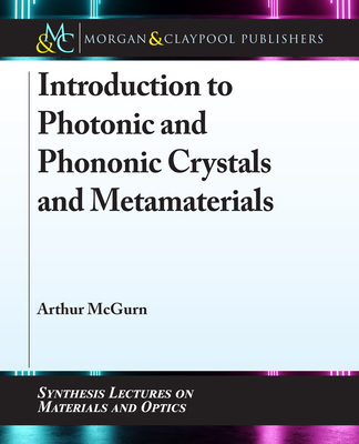Introduction to Photonic and Phononic Crystals and Metamaterials-cover