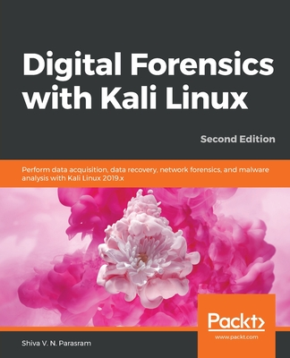 Digital Forensics with Kali Linux - Second Edition-cover