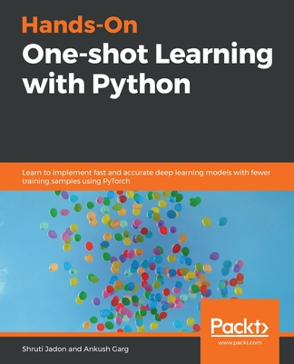Hands-On One-shot Learning with Python-cover
