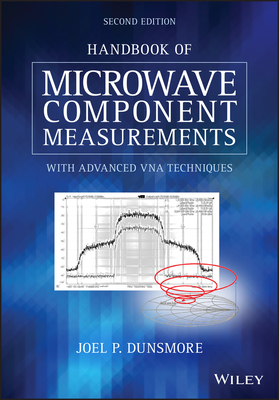 Handbook of Microwave Component Measurements: With Advanced Vna Techniques-cover