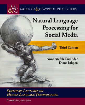 Natural Language Processing for Social Media: Third Edition-cover