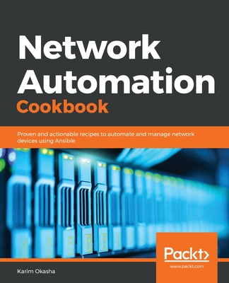 Network Automation Cookbook-cover
