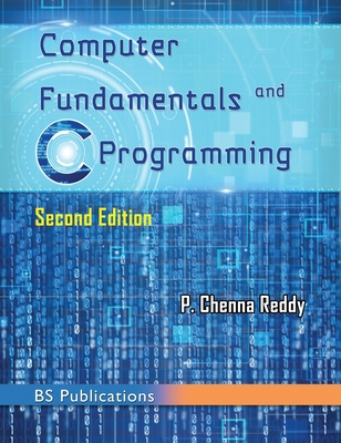 Computer Fundamentals and C Programming-cover