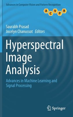 Hyperspectral Image Analysis: Advances in Machine Learning and Signal Processing-cover