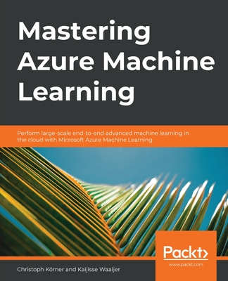 Mastering Azure Machine Learning-cover