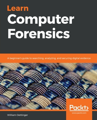 Learn Computer Forensics-cover