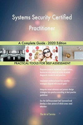 Systems Security Certified Practitioner A Complete Guide - 2020 Edition-cover