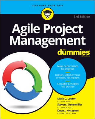 Agile Project Management for Dummies-cover