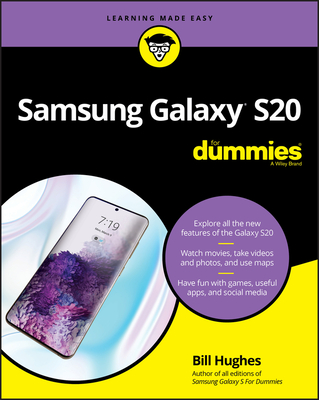 Samsung Galaxy S20 for Dummies-cover