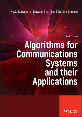 Algorithms for Communications Systems and their Applications, 2nd Edition-cover