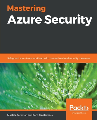 Mastering Azure Security-cover