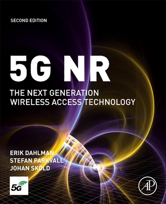 5G NR: The Next Generation Wireless Access Technology (English) 2nd 版本-cover