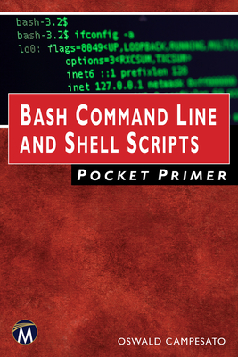 Bash Command Line and Shell Scripts Pocket Primer-cover