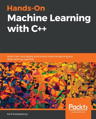 Hands-On Machine Learning with C++-cover
