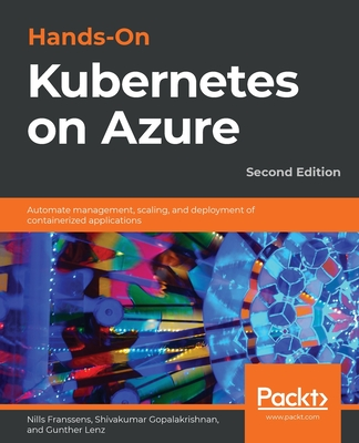 Hands-On Kubernetes on Azure - Second Edition-cover