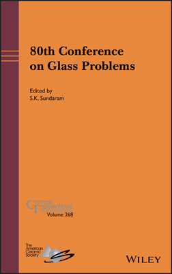 80th Conference on Glass Problems-cover