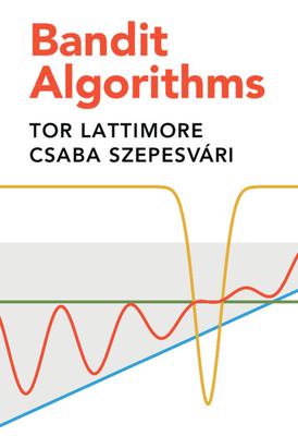 Bandit Algorithms-cover