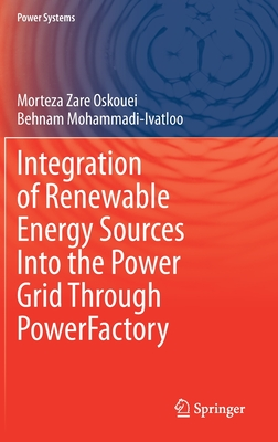 Integration of Renewable Energy Sources Into the Power Grid Through Powerfactory-cover
