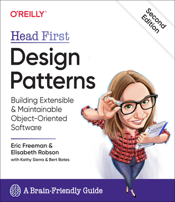 Head First Design Patterns: Building Extensible and Maintainable Object-Oriented Software-cover