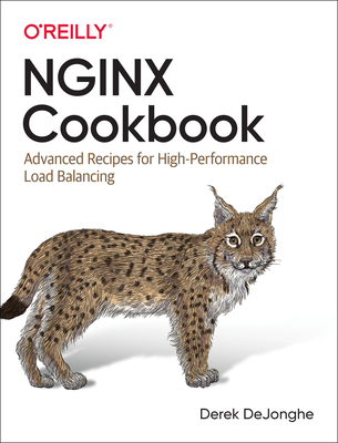 Nginx Cookbook: Advanced Recipes for High-Performance Load Balancing-cover