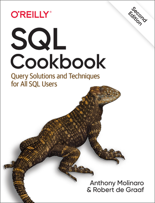 SQL Cookbook: Query Solutions and Techniques for All SQL Users-cover