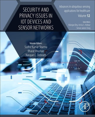 Security and Privacy Issues in IoT Devices and Sensor Networks-cover