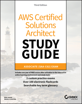 Aws Certified Solutions Architect Study Guide: Associate Saa-C02 Exam-cover