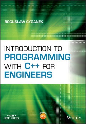 Introduction to Programming with C++ for Engineers-cover