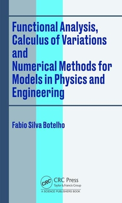 Functional Analysis, Calculus of Variations and Numerical Methods for Models in Physics and Engineering-cover