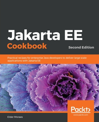 Jakarta EE Cookbook, Second Edition-cover